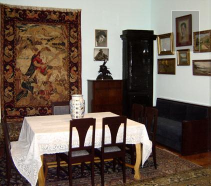 Постоянная экспозиция «Мемориальные комнаты»