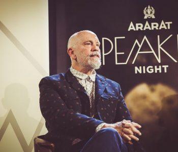 В Музее АРАРАТ прошла вторая встреча из цикла ARARAT Speakers Night