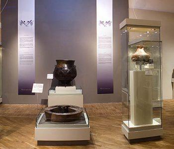 Постоянная экспозиция «Эпоха ранней бронзы IV тыс. – XXIII в. до н.э.»