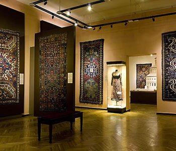 Постоянная экспозиция «Армянский ковер XIV – XIX вв»