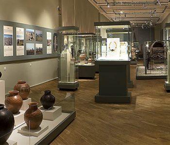 Постоянная экспозиция «Эпоха средней и поздней бронзы XXIII – XV – XI вв. до н.э.»