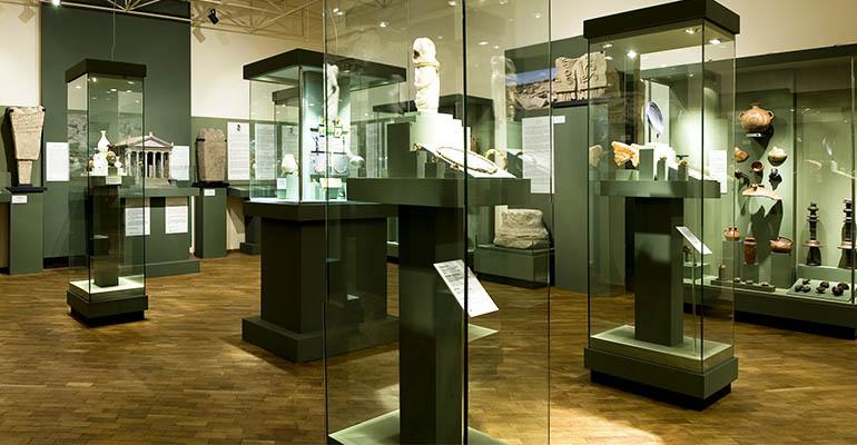 Постоянная экспозиция «Армения IV в. до н.э. – III в. н.э.»