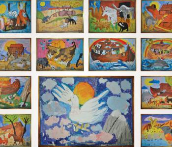 В Ереване пройдет выставка-конкурс детской живописи