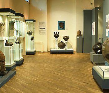 Постоянная экспозиция «Эпоха раннего железа XI – IX вв. до н.э.»