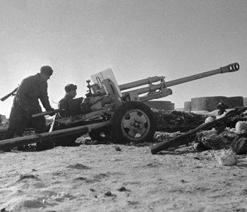 Фотовыставка «Армения в судьбе Сталинградской битвы»
