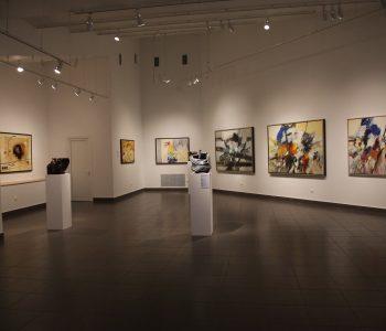Выбор армянского современного абстрактного искусства